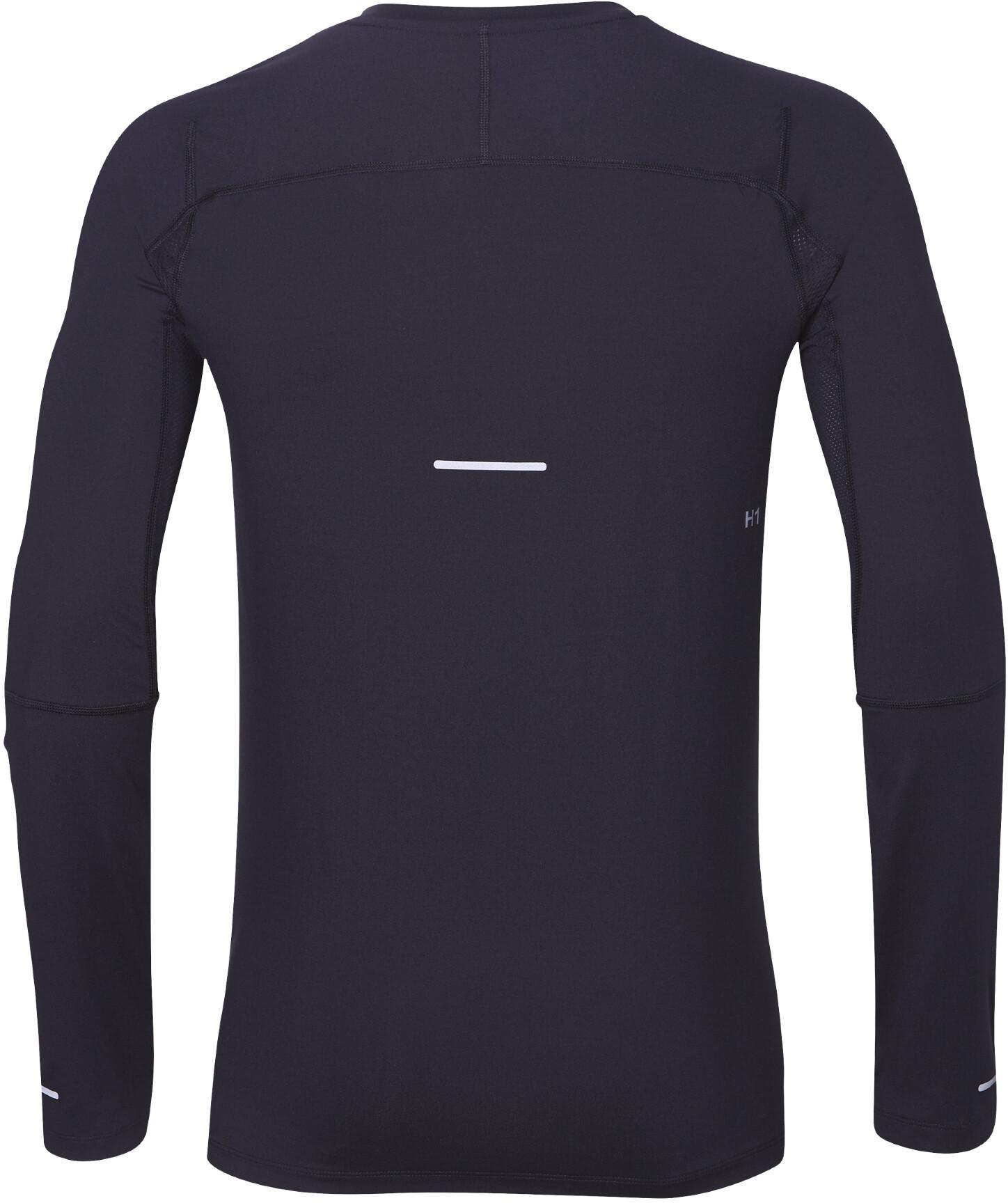 b2e5d0445 asics Thermopolis Plus LS Shirt Men performance black/performance black